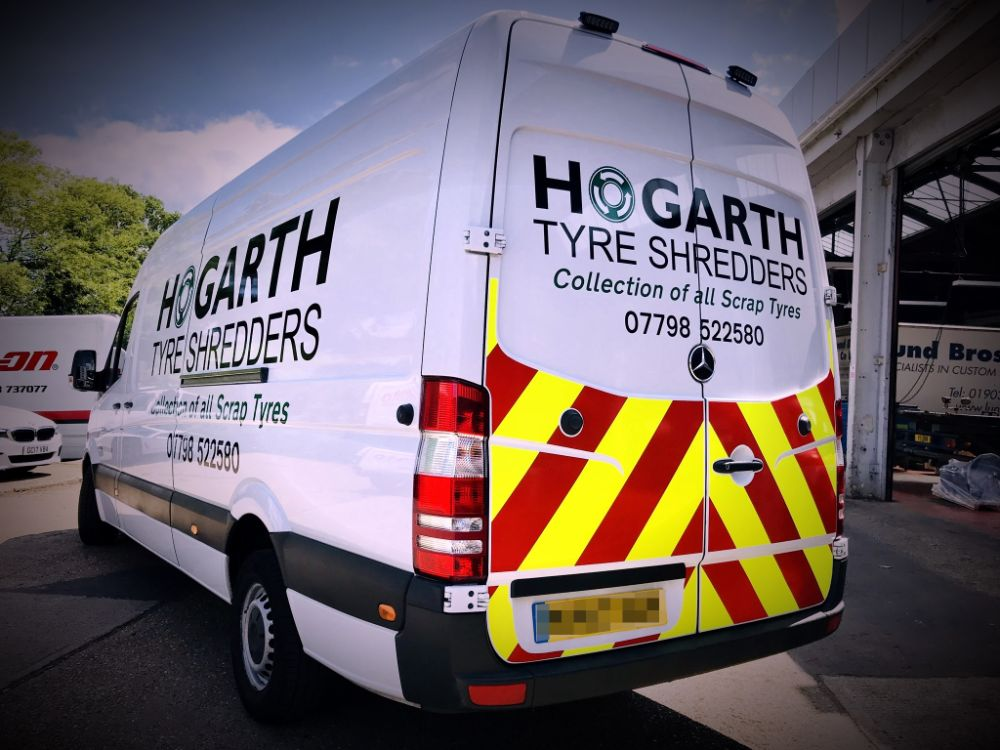 pre spaced vinyl signwriting in kent and london
